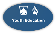 Graphic Button for Youth Education