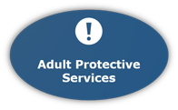 Graphic Button for Adult Protective Services
