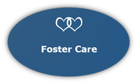 Graphic Button For Foster Care