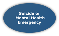 Graphic Button for Suicide or Mental Health Emergency