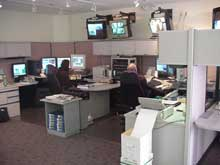 New Dispatch Center