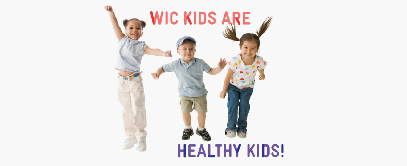 Graphic of WIC Health Kids