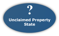 Graphic Button For Unclaimed Property