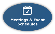 Graphic Button for Meetings and Event Schedule