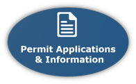 Graphic Button for Permit Applications and Information