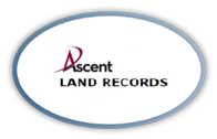 Graphic Button For Ascent Land Records