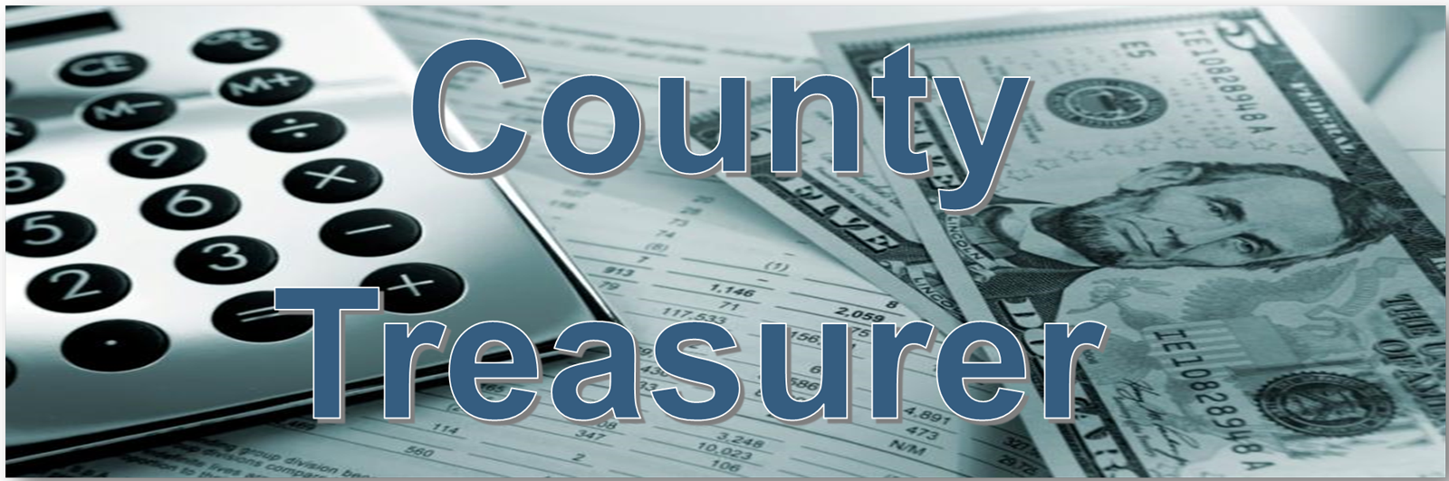 Graphic for Columbia County Treasurer Website